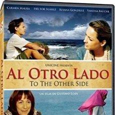 Cine: AL OTRO LADO (TO THE OTHER SIDE) DE GUSTAVO LOZA. Lote 114590143
