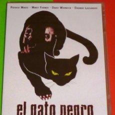 Cine: EL GATO NEGRO / BLACK CAT / GATTO NERO - PRECINTADA. Lote 205320686