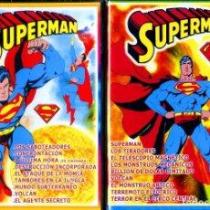 Cine: PACK SUPERMAN 2 DVDS PRECINTADOS. Lote 173595955