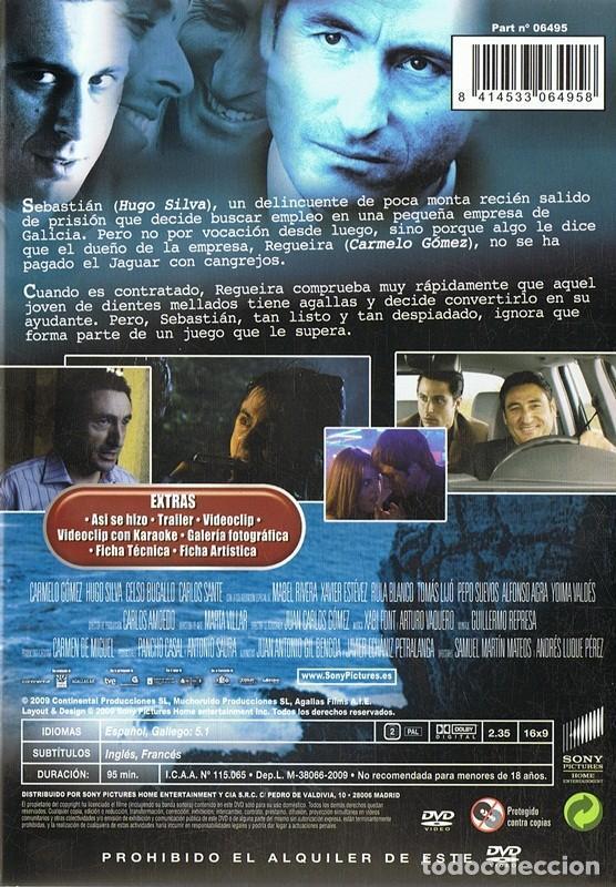 Cine: DVD AGALLAS CARMELO GÓMEZ & HUGO SILVA - Foto 2 - 114618271