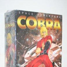 Cine: COBRA: SPACE ADVENTURE *** COFRE (BOX 1) 4 DVD CINE DVD FANTÁSTICO *** EN FRANCÉS *** PRECINTADO . Lote 114620271