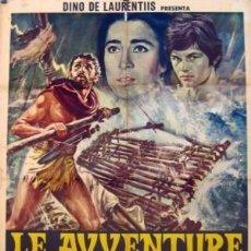 Cine: LAS AVENTURAS DE ULISES - BEKIM FEHMIU, IRENE PAPAS, MICHÈLE BRETON 3 DVD'S NUEVOS. Lote 115875010
