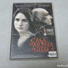 Cine: CASA DE ARENA Y NIEBLA DVD. Lote 114676963