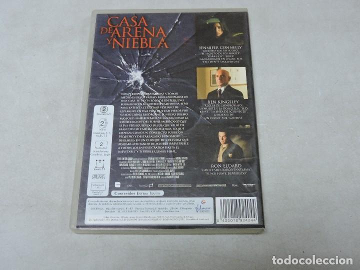 Cine: Casa de arena y niebla DVD - Foto 2 - 114676963