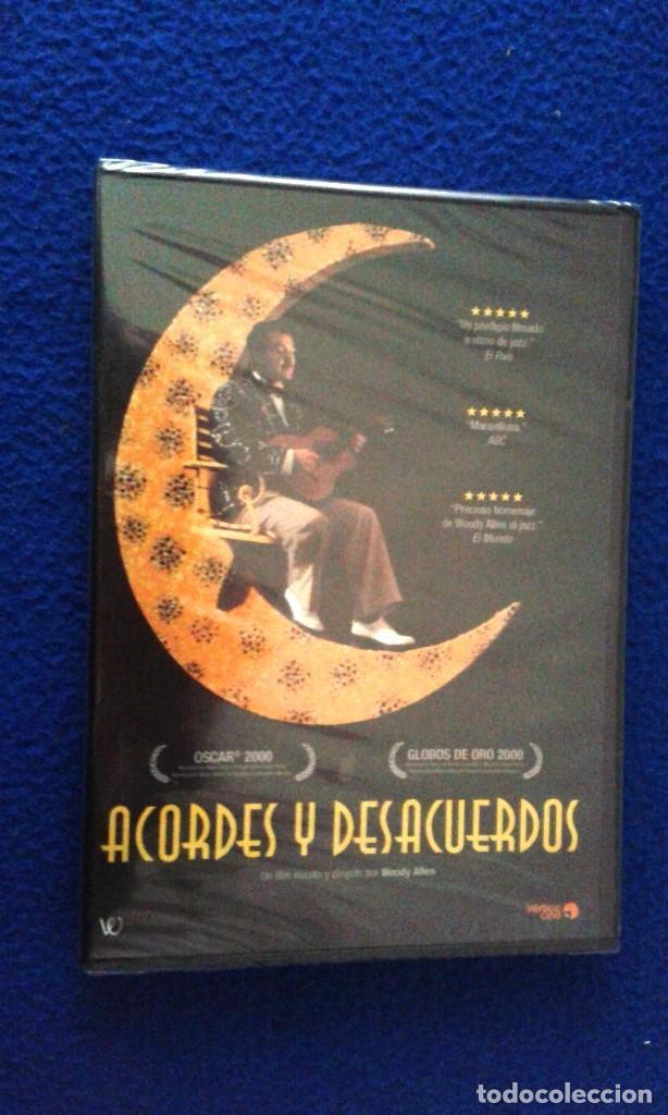 ACORDES Y DESACUERDOS - DIR.: WOODY ALLEN (PRECINTADA) (Cine - Películas - DVD)