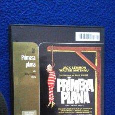 Cine: PRIMERA PLANA - DIR.: BILLY WILDER. Lote 114687211