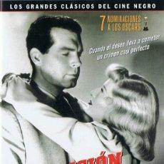 DVD PERDICIÓN FRED MACMURRAY