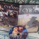 Cine: DVD PELICULA CYRANO CON GERARD DEPARDIEU. Lote 114788891