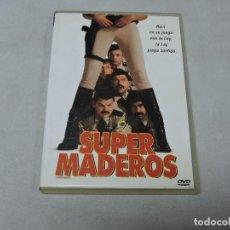 Cine: SUPER MADEROS DVD. Lote 114847783
