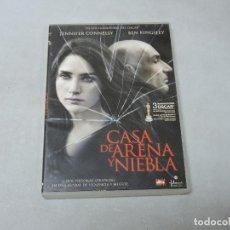 Cine: CASA DE ARENA Y NIEBLA DVD. Lote 114914451