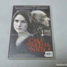 Cine: CASA DE ARENA Y NIEBLA DVD. Lote 114928315
