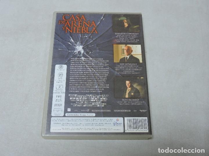 Cine: Casa de arena y niebla DVD - Foto 2 - 114928315