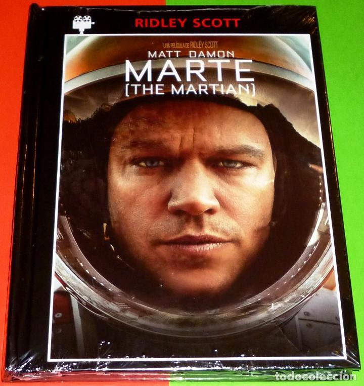 MARTE RIDLEY SCOTT - DVD+LIBRO PRECINTADA (Cine - Películas - DVD)