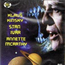 Cine: DVD CREATURE KLAUS KINSKY (PRECINTADO). Lote 114957999