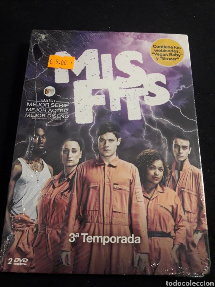 MIS FITS TEMP.3 ( DVD NUEVO PRECINTADO ) (Cine - Películas - DVD)