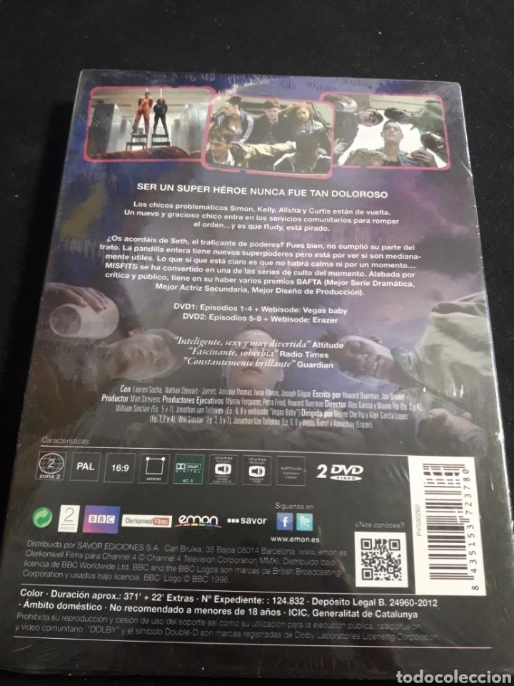 Cine: Mis fits temp.3 ( dvd nuevo precintado ) - Foto 2 - 114979522