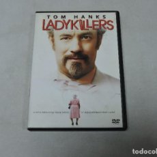 Cine: LADYKILLERS DVD. Lote 144134418