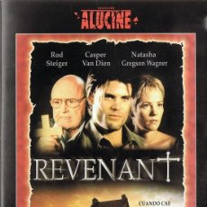 Cine: DVD REVENANT ROD STEIGER . Lote 115070563