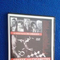 Cine: COFFEE AND CIGARETTES - DIR.: JIM JARMUSCH . Lote 115111719