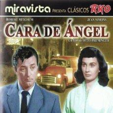 Cine: DVD CARA DE ÁNGEL ROBERT MITCHUM. Lote 115116515