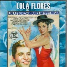 Cine: ECHAME LA CULPA DVD (LOLA FLORES -DESCAT.): ..CONSIGA UNO DE SUS FILMES MAS DIFÍCILES DE CONSEGUIR. Lote 161739006