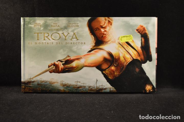 TROYA - EL MONTAJE DEL DIRECTOR - DVD (Cine - Películas - DVD)