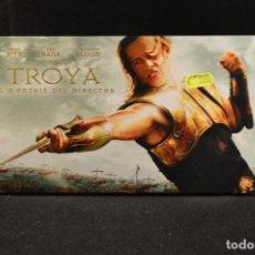 Cine: TROYA - EL MONTAJE DEL DIRECTOR - DVD. Lote 115174867