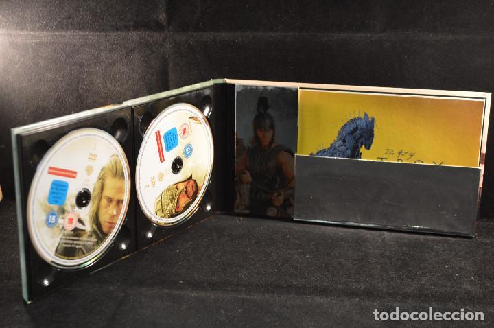 Cine: TROYA - EL MONTAJE DEL DIRECTOR - DVD - Foto 2 - 115174867