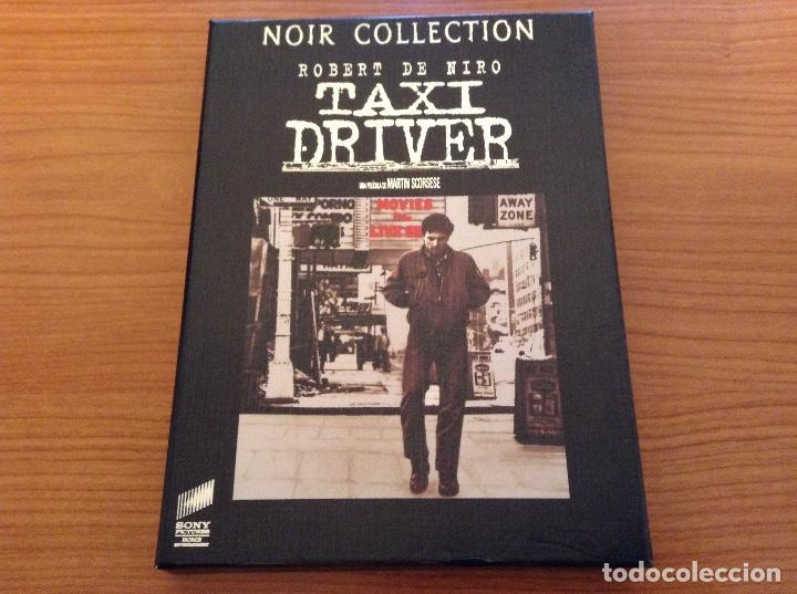 TAXI DRIVER - NOIR COLLECTION - ROBERT DE NIRO (Cine - Películas - DVD)