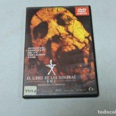 Cine: EL LIBRO DE LAS SOMBRAS BW2 DVD. Lote 115206823