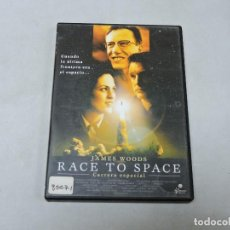 Cine: RACE TO SPACE DVD. Lote 115209015