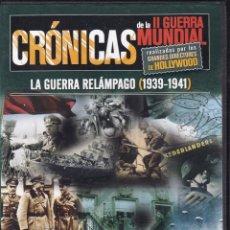 Cine: CINE II GUERRA MUNDIAL - CRÓNICAS - LA GUERRA RELÁMPAGO 1939 / 1941. Lote 115241723