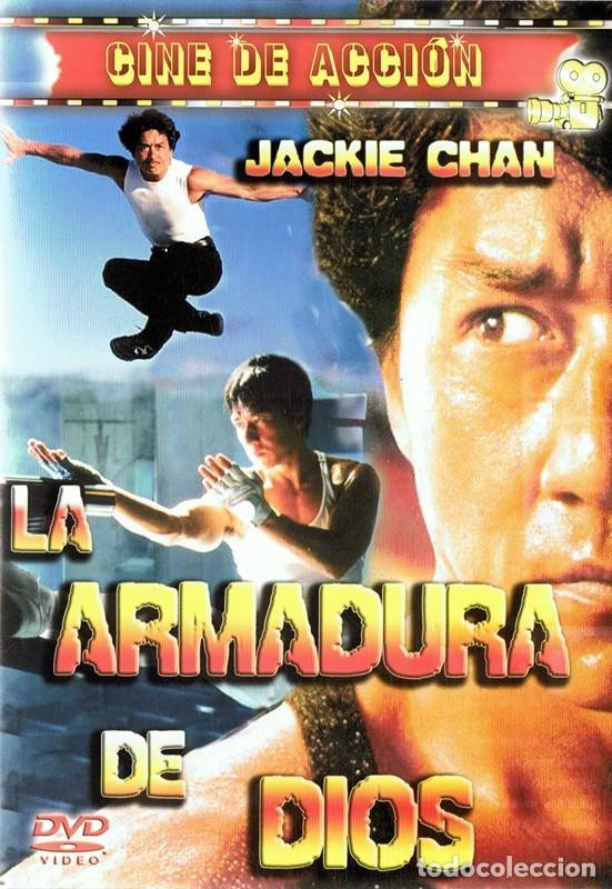 Dvd La Armadura De Dios Jackie Chan Kaufen Filme Auf Dvd In