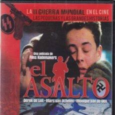 Cine: CINE II GUERRA MUNDIAL - EL ASALTO - DIR. FONS RADEMAKERS - 110 MINUTOS . Lote 115281031