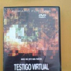 Cine: TESTIGO VIRTUAL. Lote 115281943