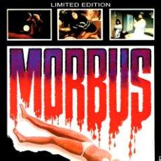 Cine: MORBUS (DVD) FANTATERROR DE CULTO - JOAN BORRAS - VÍCTOR ISRAEL. Lote 115873884