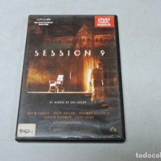 Cine: SESSION 9 DVD. Lote 124989306