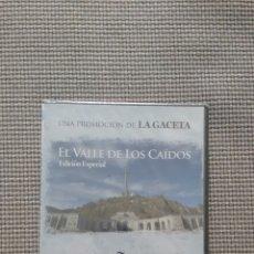 Cine: ESPAÑA EN LA MEMORIA. EDICIÓN ESPECIAL.EL VALLE DE LOS CAIDOS.. Lote 115362318