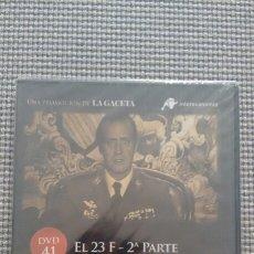 Cine: ESPAÑA EN LA MEMORIA. DVD41. EL 23F - 2A PARTE.. Lote 115383730