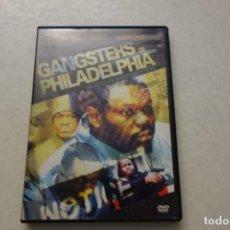 Cine: GANGSTERS DE PHILADELPHIA. DVD. Lote 115387395