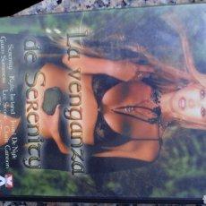 Cine: DVD CINE X A ESTRENAR LA VENGANZA DE SERENITY. Lote 115409680