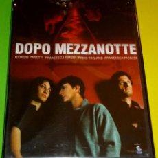Cine: DOPO MEZZANOTTE / DESPUÉS DE MEDIANOCHE - PRECINTADA. Lote 115410523