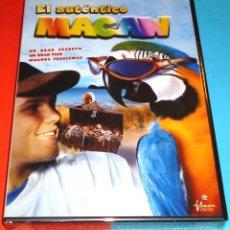 Cine: EL AUTENTICO MACAW - PRECINTADA. Lote 115411555