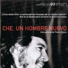 Cine: DVD CHE,UN HOMBRE NUEVO TRISTÁN BAUER . Lote 115484651