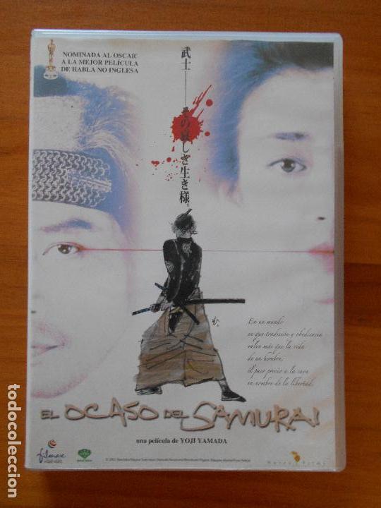 DVD EL OCASO DEL SAMURAI - YOJI YAMADA (Z7) (Cine - Películas - DVD)