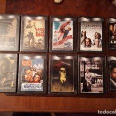 Cine: LOTE 10 PELÍCULAS DVD. CLÁSICOS. Lote 115565007
