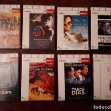 Cine: LOTE 16 PELÍCULAS DVD CINE PÚBLICO. Lote 115566631
