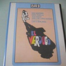 Cine: EL VERDUGO. Lote 115716515