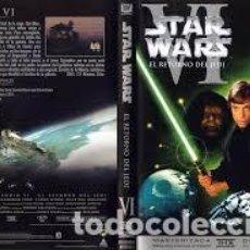 Cine: STAR WARS VI EL RETORNO DEL JEDI. Lote 115723635