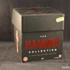 Cine: THE HAMMER COLLECTION - 21 DVD BOX SET V.O.. Lote 115724999
